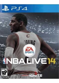 NBA Live 14 (PS4)