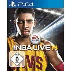 NBA Live 14 (PS4) б/у