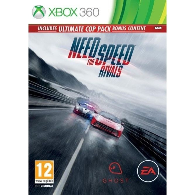 NFS Rivals (Xbox 360)