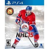 NHL 15 (PS4) б/у