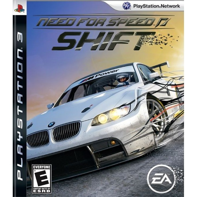 Игра Need for Speed: Shift (PS3) б/у
