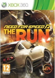 Need for speed the run (Xbox 360) б/у