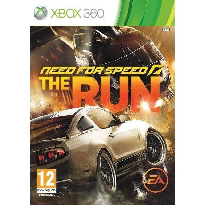 Игра Need for Speed: The Run (Xbox 360) б/у