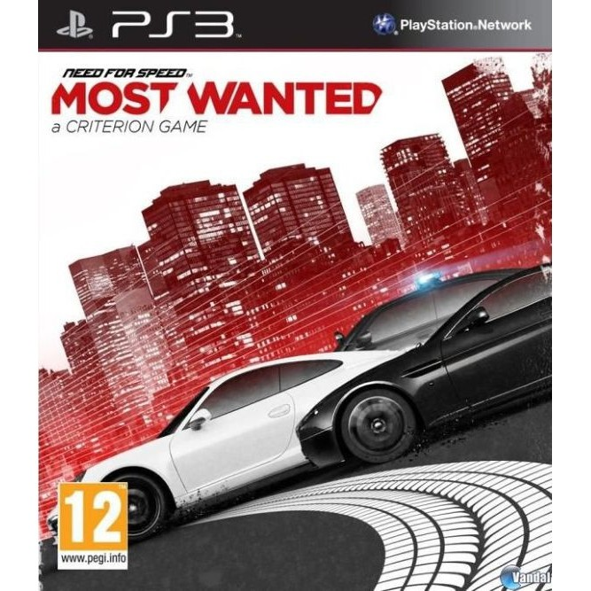 Игра Need for Speed: Most Wanted (PS3) б/у