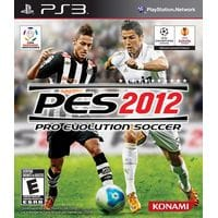 Pro Evolution Soccer 2012 (PS3) б/у