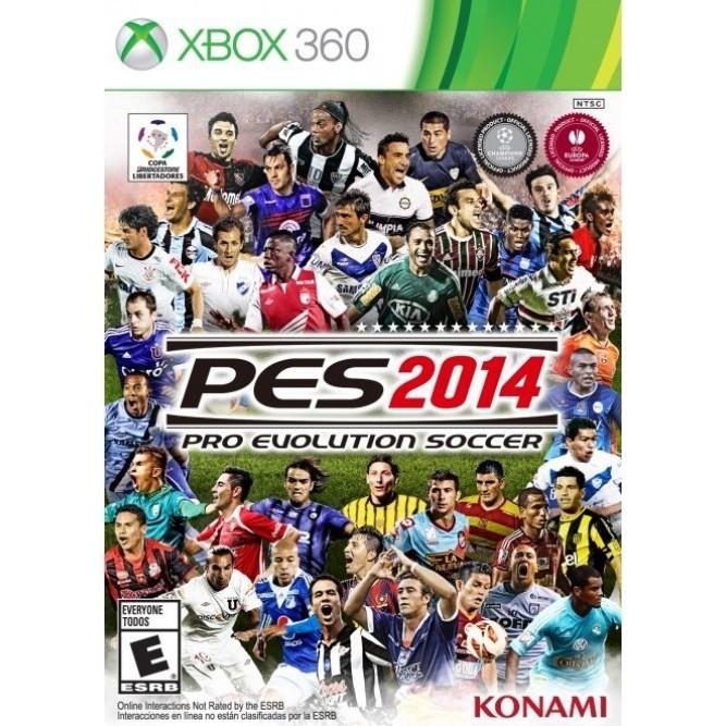 PES 2014 Pro evolution soccer (Xbox 360)