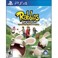 Rabbids Invasion - интерактивный мультсериал (PS4) б/у