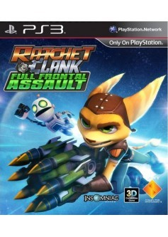 Ratchet  and  Clank: Qforce (PS3)