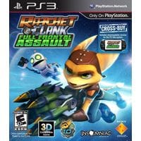 Ratchet  and  Clank: Qforce (PS3) б/у