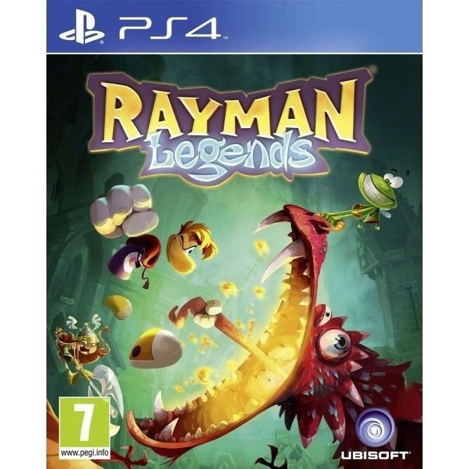 Игра Rayman Legends (PS4)