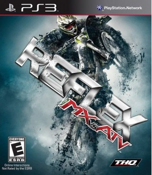 Reflex MX vs ATV (PS3) б/у