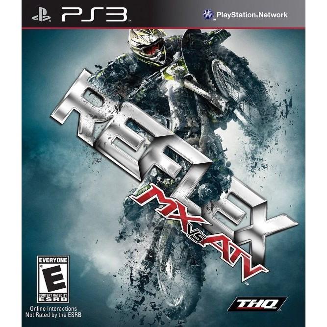Игра Reflex MX vs ATV (PS3) б/у