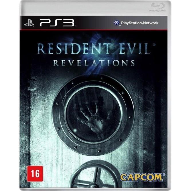 Resident Evil: Revelations (PS3)