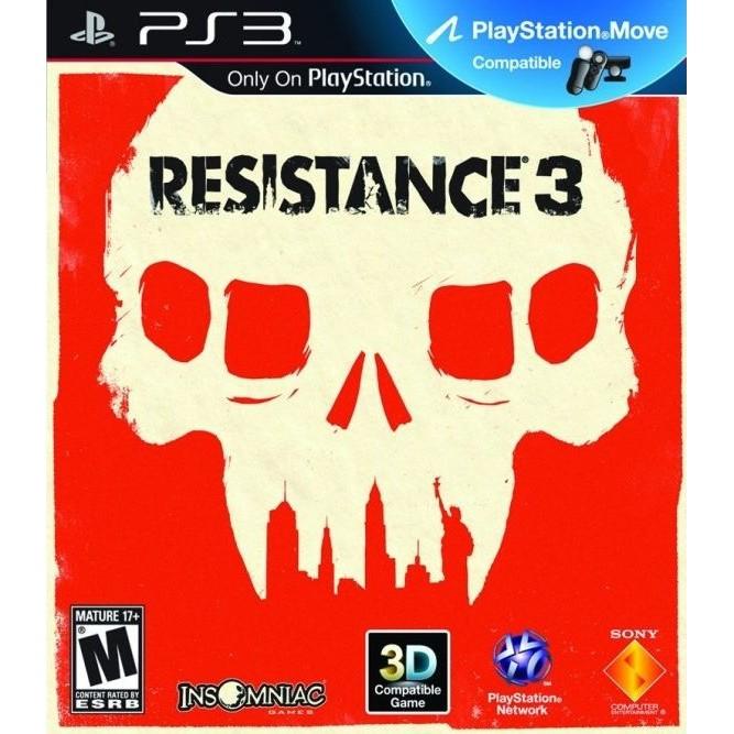 Resistance 3 (Essentials) (PS3)