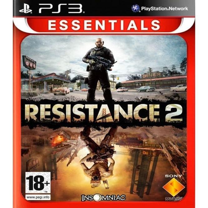 Resistance 2 (Essentials) (PS3) б/у