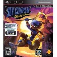 Sly Cooper: Прыжок во времени 3D (PS3)