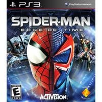 Spider man edge of time (PS3) б/у