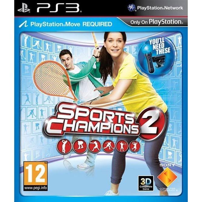 Игра Праздник спорта 2 (PS3) б/у