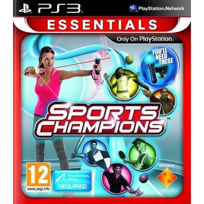 Праздник спорта (Move) (PS3) б/у