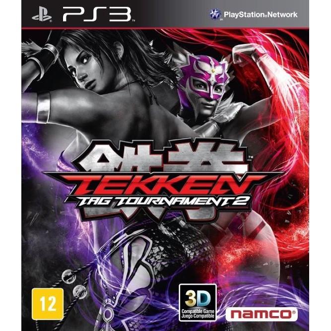 Tekken tag tournament 2 (PS3) б/у