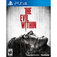 The Evil Within (PS4) б/у