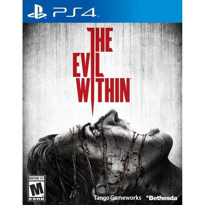 Игра The Evil Within (PS4) б/у