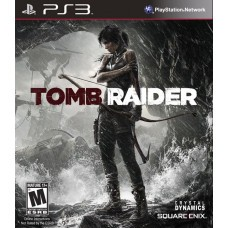 Tomb Raider (PS3) б/у