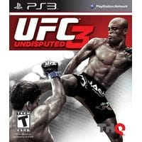 UFC undisputed 3 (PS3) б/у