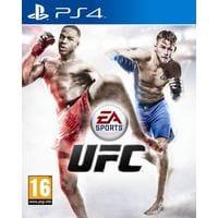 UFC (PS4) б/у