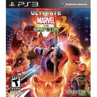 ultimate marvel vs capcom 3 (PS3) б/у