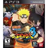 Naruto Ultimate ninja Storm 3 (PS3) б/у
