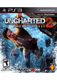 Игра Uncharted 2: Among Thieves (PS3) б/у
