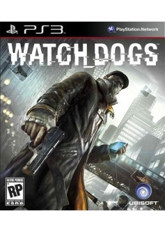 Watch dogs (PS3) б/у