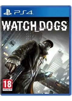 Watch dogs: английская версия (PS4) б/у