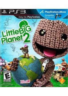 Игра Little Big Planet 2 (PS3) б/у