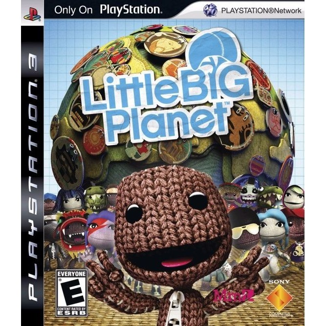 Игра Little Big Planet (PS3) б/у