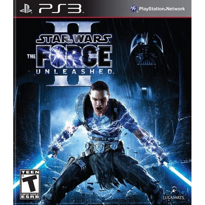 star wars the force unleashed II (PS3) б/у