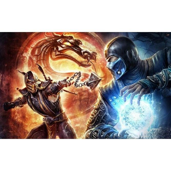 Mortal Kombat (Xbox 360) б/у