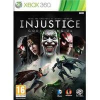 Injustice (Xbox 360) б/у
