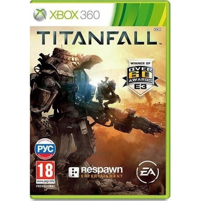 Titanfall (Xbox 360) б/у