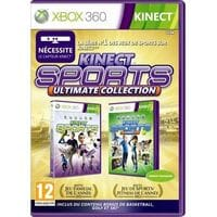 Kinect sports ultimate collection (season 1 + season 2) (Xbox 360) б/у