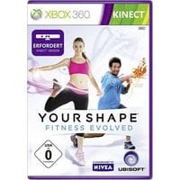 Your shape: fitness evolved 2012 kinect (Xbox 360) б/у