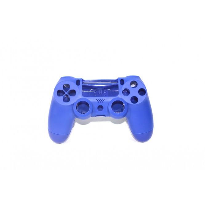 Корпус для геймпада DualShock 4 V2. Матовый синий