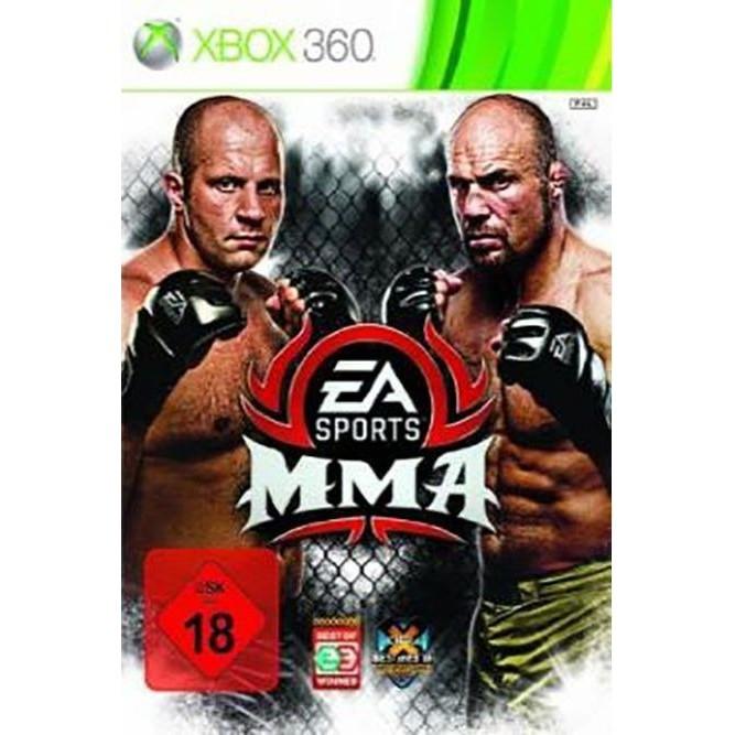 EA MMA (Xbox 360) б/у