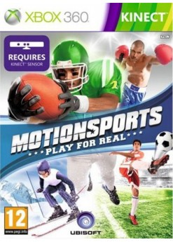 Motionsports play for real (Xbox 360) б/у