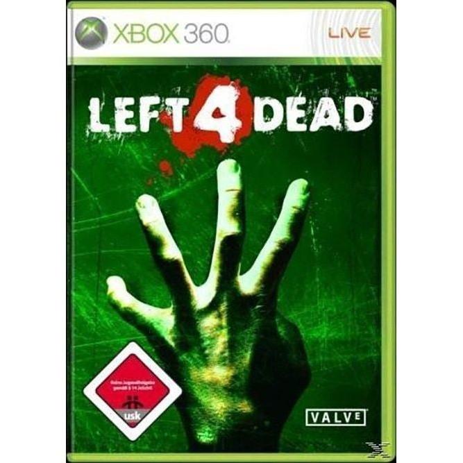 Left 4 dead (Xbox 360) б/у