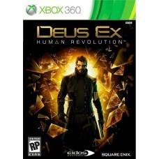 Deus EX Human revolution (Xbox 360) б/у