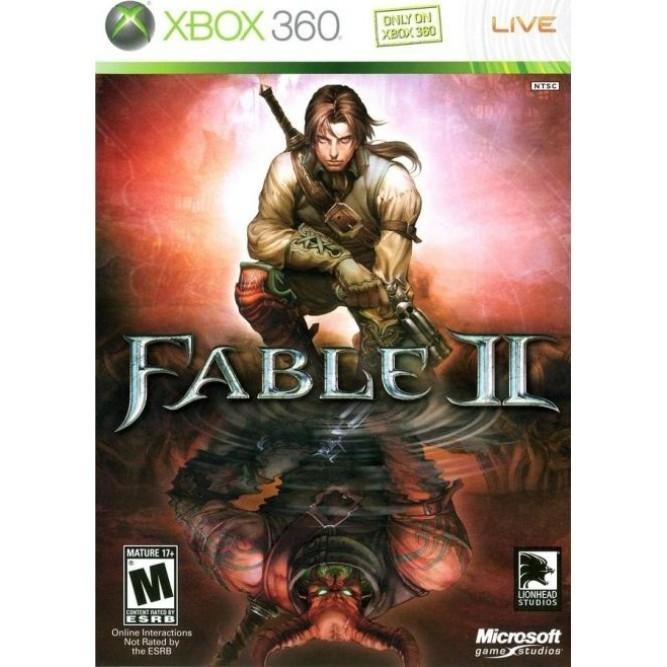 Игра Fable II (Xbox 360) б/у