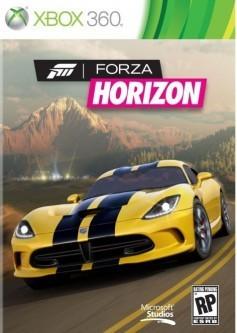 Forza Hoizon (Xbox 360)