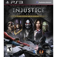 Injustice: Gods Among Us (PS3) б/у